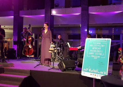 Bankiet- koncert jazzowy